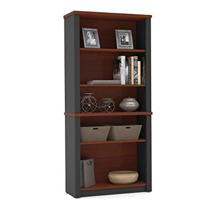 Widely Used Standard Bookcases With Regard To Bestar Standard Bookcase (View 11 of 20)