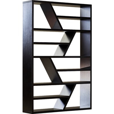 Widely Used Swarey Geometric Bookcase Throughout Swarey Geometric Bookcases (View 3 of 20)