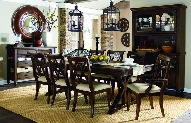 Widely Used Thatcher Sideboards Inside Legacy Classic Thatcher Casual Dining Room Collection (View 20 of 20)