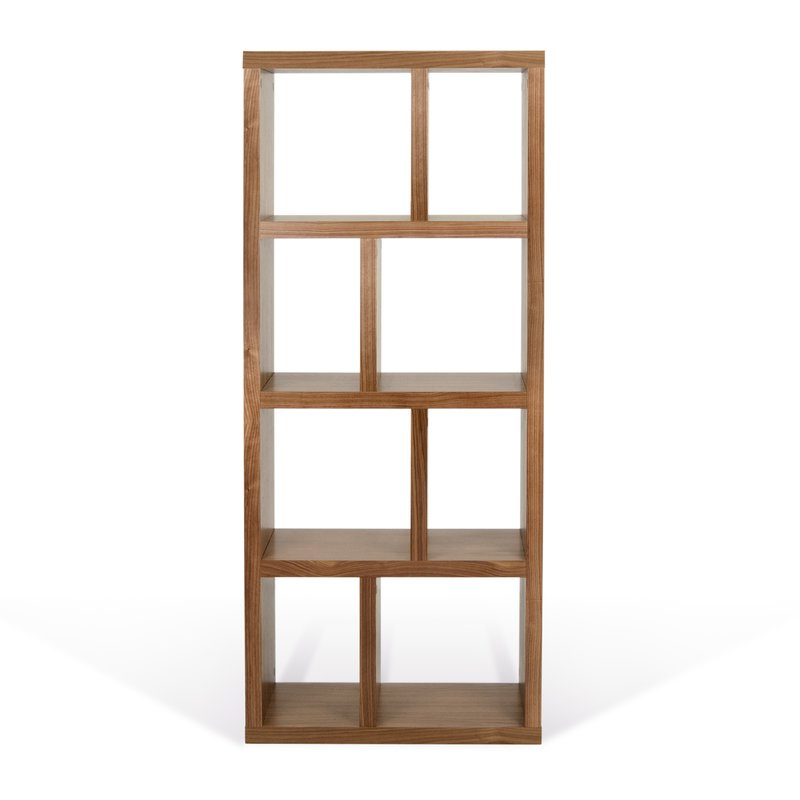 Widely Used Varga 5 Level Geometric Bookcases In Varga 4 Level Geometric Bookcase (View 12 of 20)