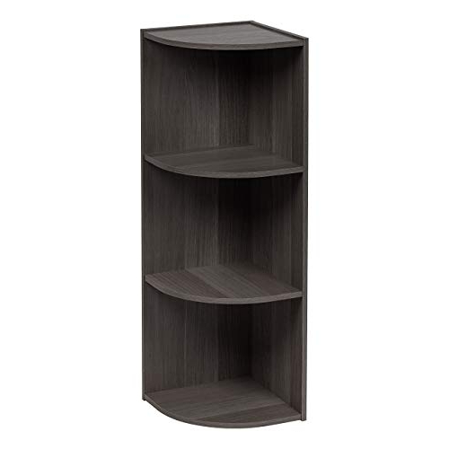 Widely Used Vas Corner Bookcases Inside Corner Bookcase Cabinets: Amazon (View 20 of 20)