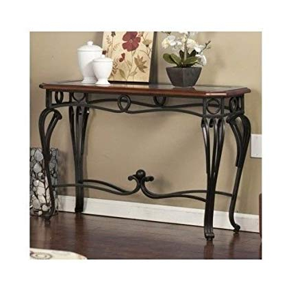 Wildon Home Prentice Console Table This Beautiful Antique Style Table Will  Look Great In Any Room Guaranteed (View 20 of 20)