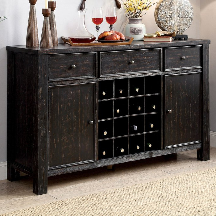 Yarmouth Sideboard Inside 2019 Perez Sideboards (View 13 of 20)
