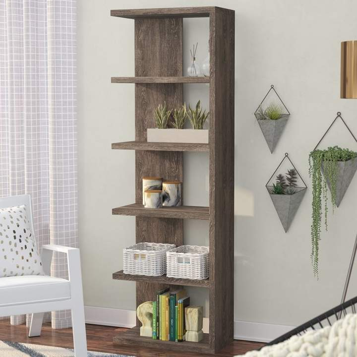 Zack Standard Bookcases With Most Recent Zack Standard Bookcase In  (View 19 of 20)