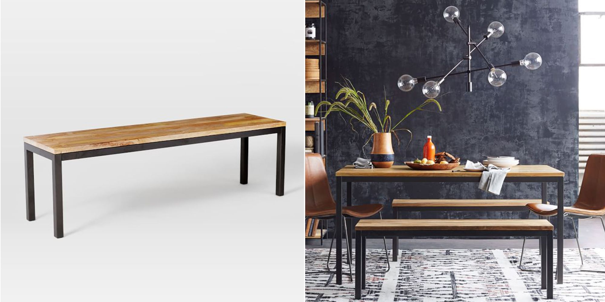 10 Best Dining Benches 2018 – Wooden Dining Room Benches Inside Preferred Rustic Country 8 Seating Casual Dining Tables (View 19 of 30)
