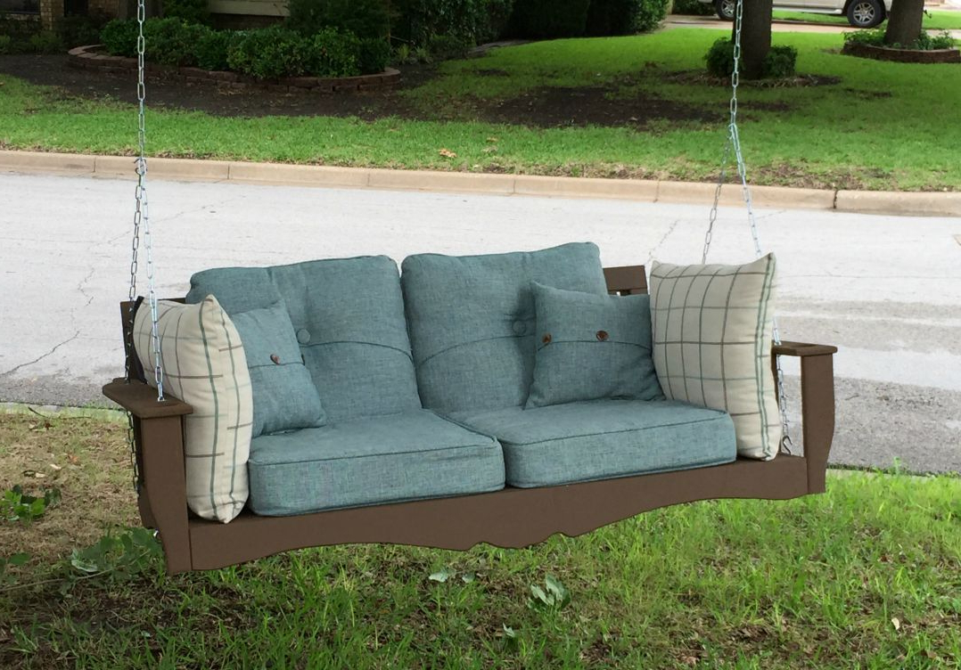20+ Porch Swing Plans – Diy Porch Swing Intended For Most Recently Released Hanging Daybed Rope Porch Swings (View 2 of 30)