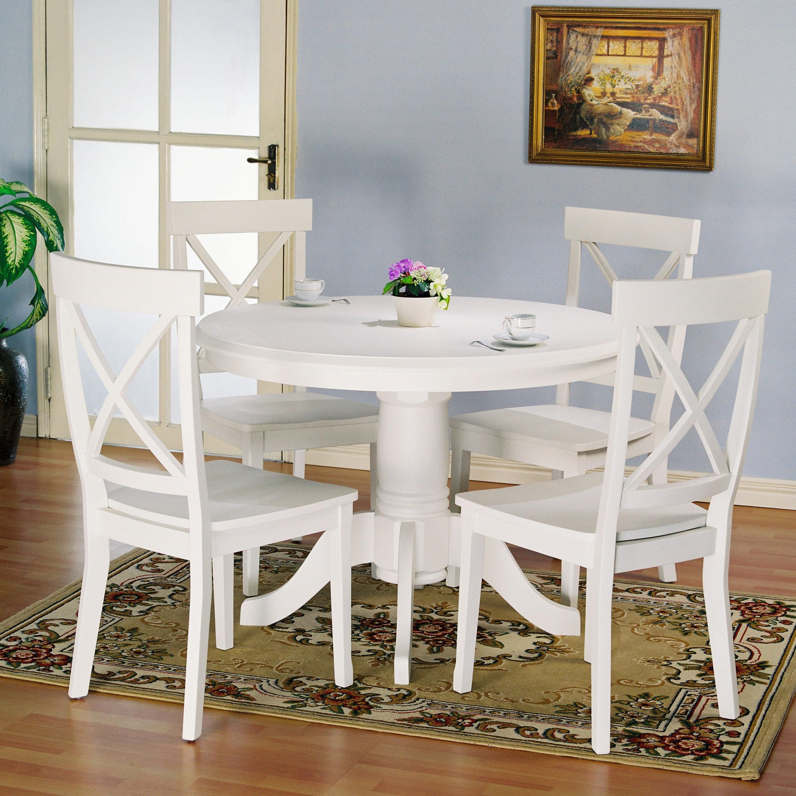 2017 Morris Round Dining Tables Inside 1280 Round Pedestal Wooden Tableholland House – Morris (View 4 of 30)