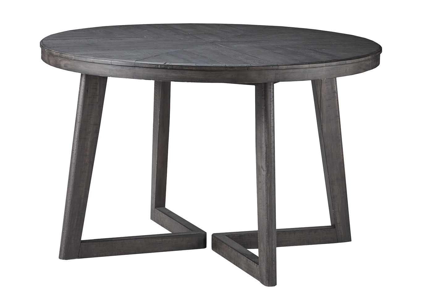 2017 Unclaimed Freight – Furniture – Pa – Nj Besteneer Dark Gray Inside Charcoal Transitional 6 Seating Rectangular Dining Tables (View 1 of 30)