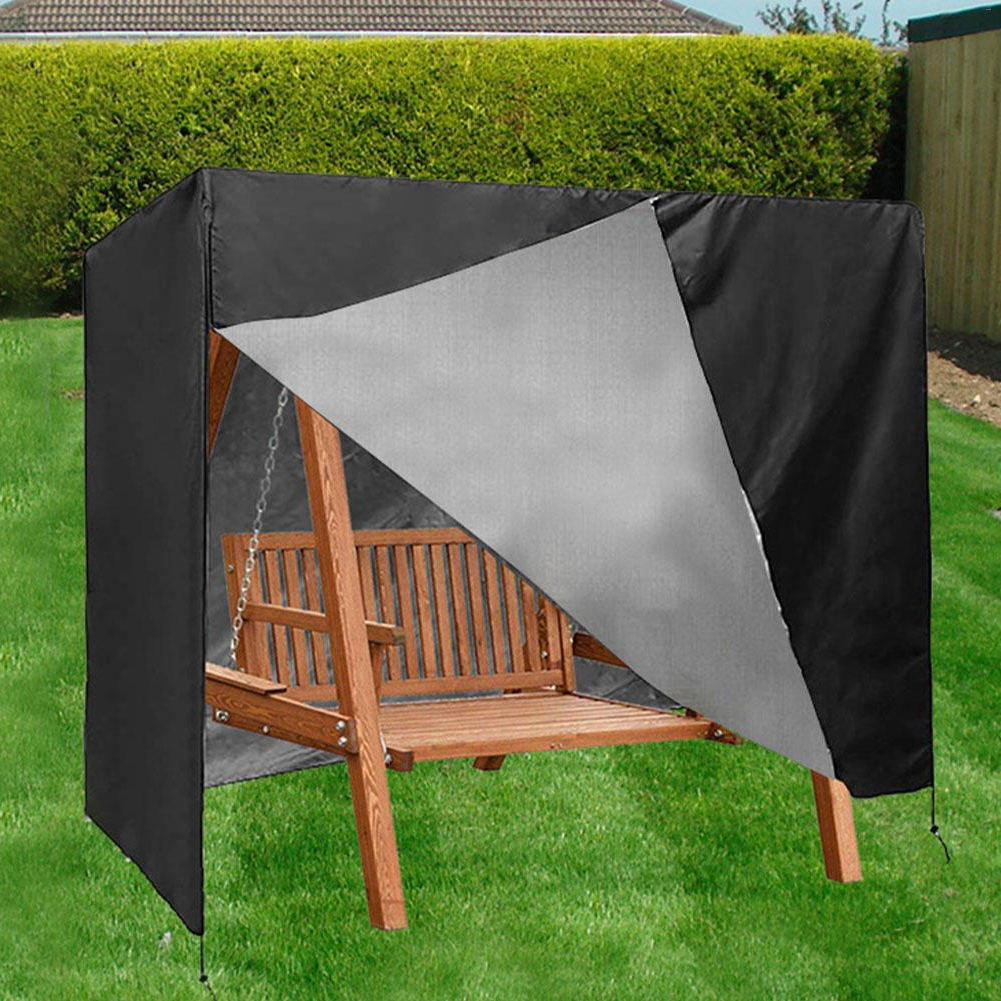 2019 Best Offer #30ac2 – Garden Swing Cover Waterproof Top Cover Intended For Garden Leisure Outdoor Hammock Patio Canopy Rocking Chairs (View 15 of 30)