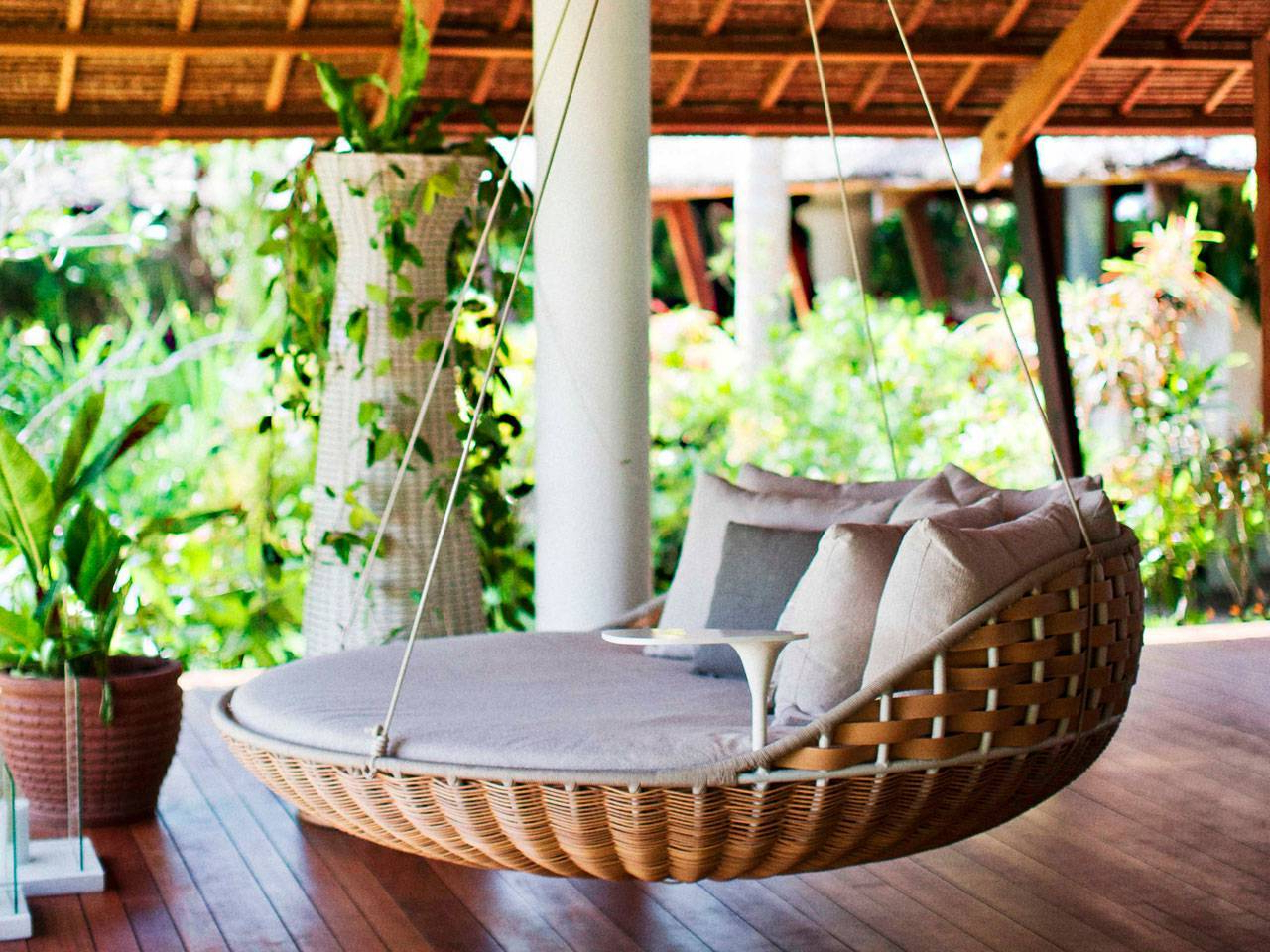 2019 Cool And Simple Patio Swings Decoration – Interior Design For Outdoor Porch Swings (View 4 of 30)