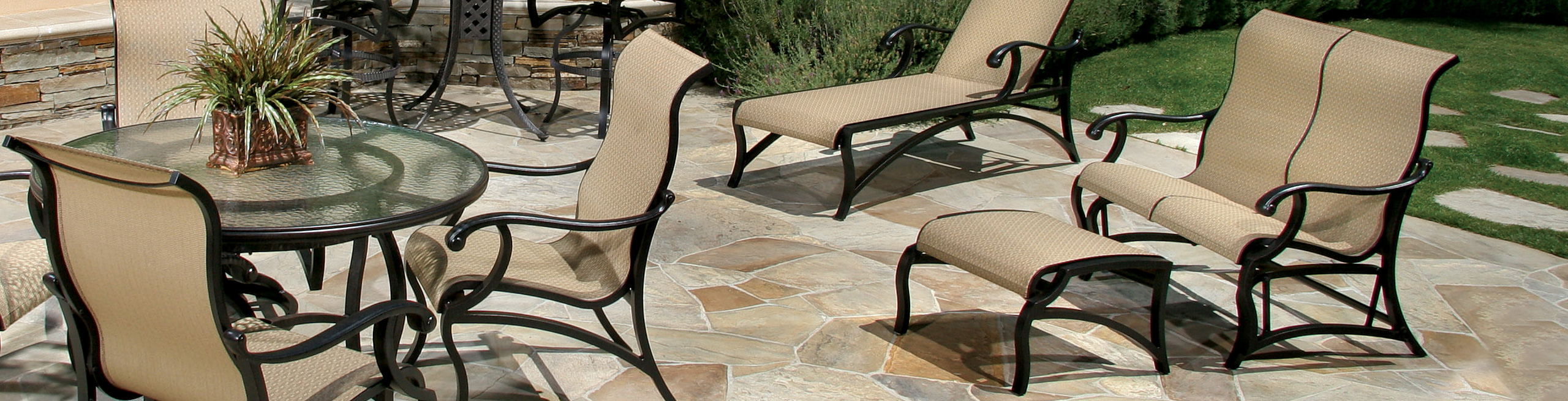 2019 Outdoor Chairs: Outdoor Double Gliders (View 24 of 30)