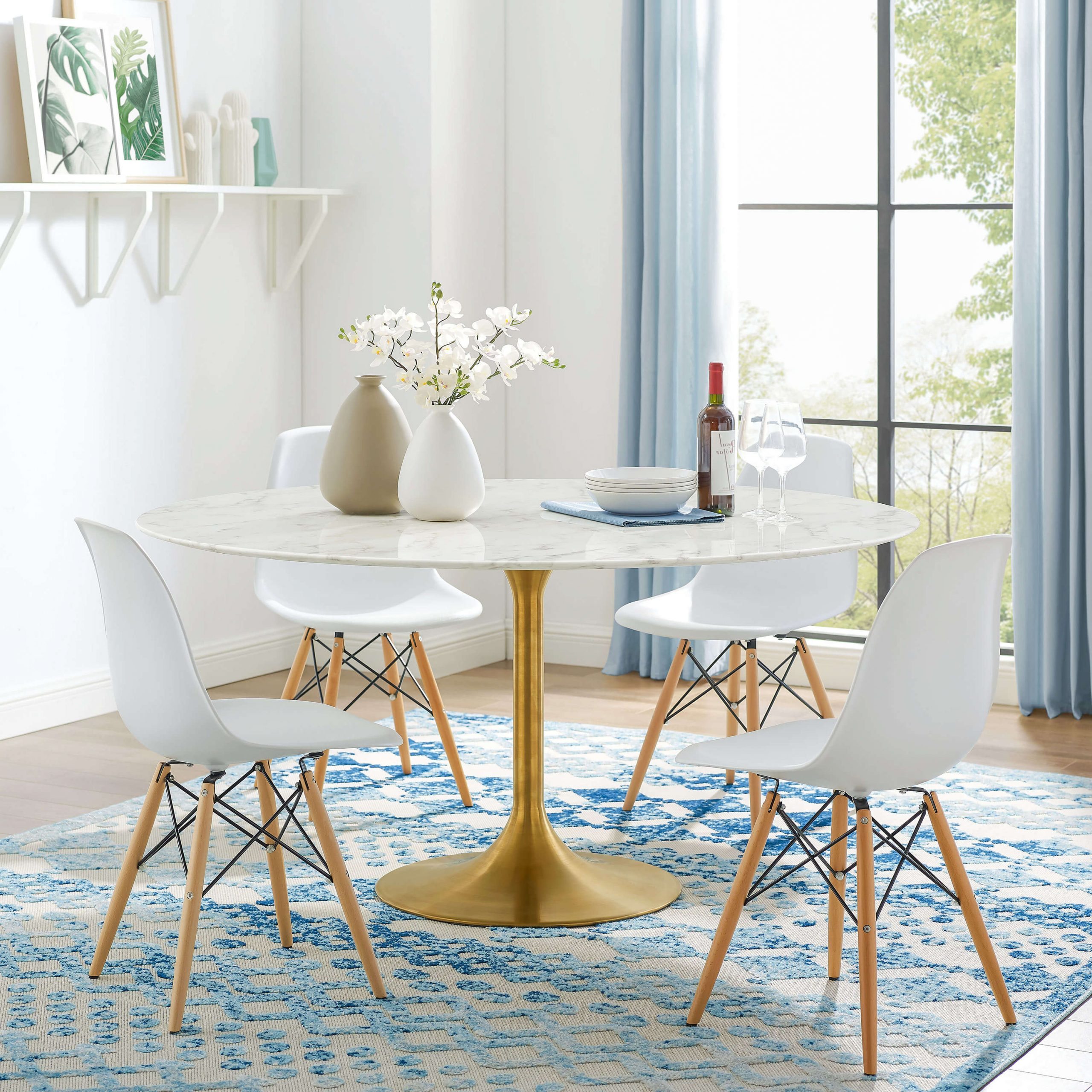 4 Things To Consider When Choosing Your Perfect Modern With Regard To Most Up To Date Contemporary 4 Seating Square Dining Tables (View 3 of 30)