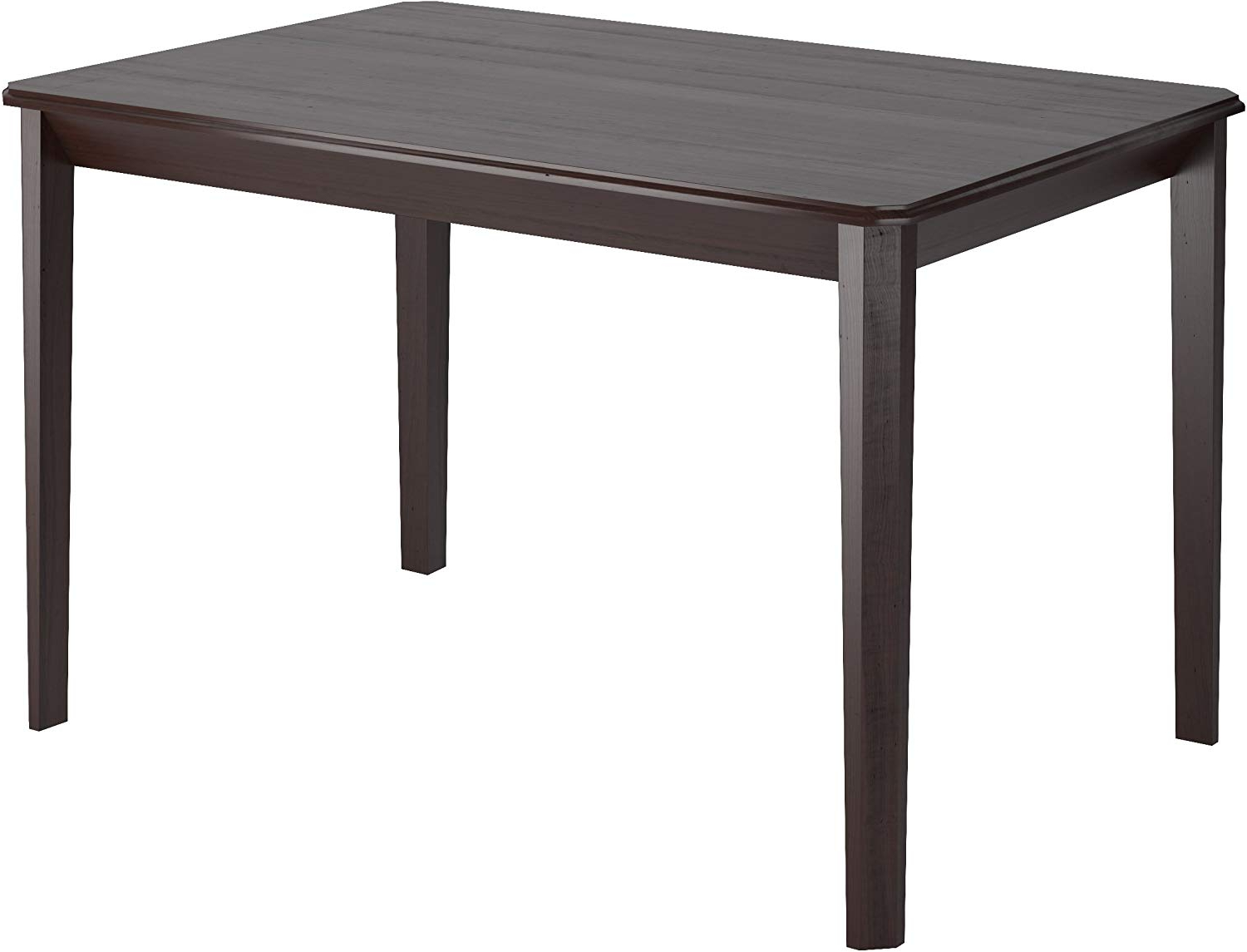 "Amazon – Corliving Atwood Dining Table, 47"", Cappuccino With Regard To Widely Used Atwood Transitional Square Dining Tables (View 1 of 30)"