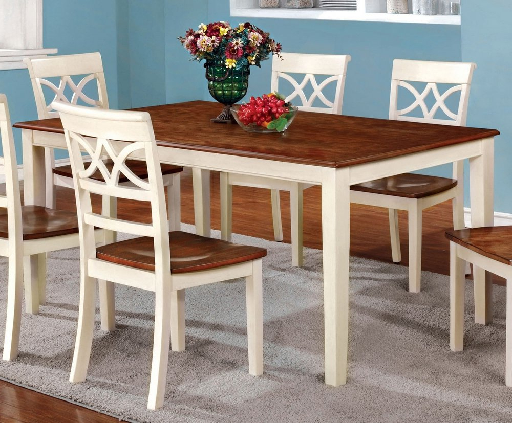 Amazon – Williams Home Furnishing Cm3552Wc T Torrington Within Best And Newest Transitional Rectangular Dining Tables (View 15 of 30)