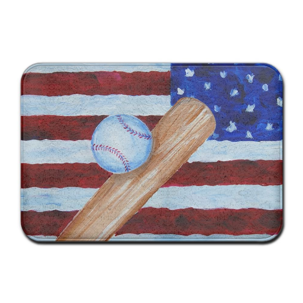 Amazon: Yangpa American Flag Baseball Painting Outdoor Intended For Fashionable American Flag Porch Swings (View 4 of 30)