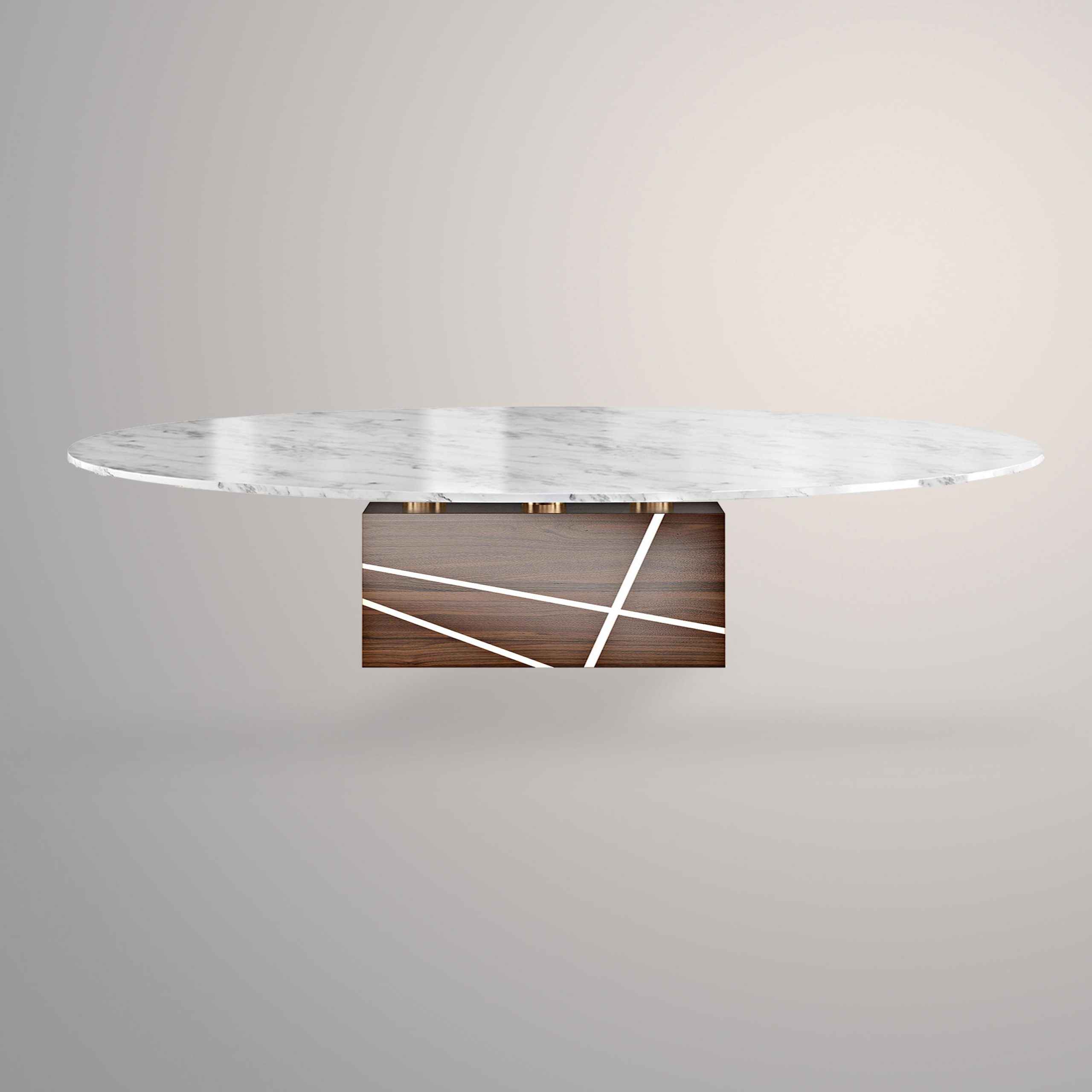 Architonic In Neo Round Dining Tables (View 13 of 30)