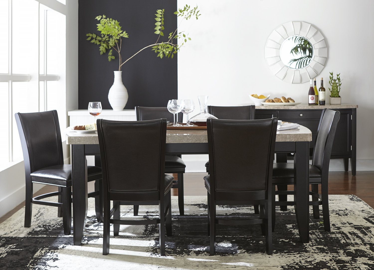 Artefac Contemporary Casual Dining Tables With Recent Havertys — Casual Contemporary (View 9 of 30)