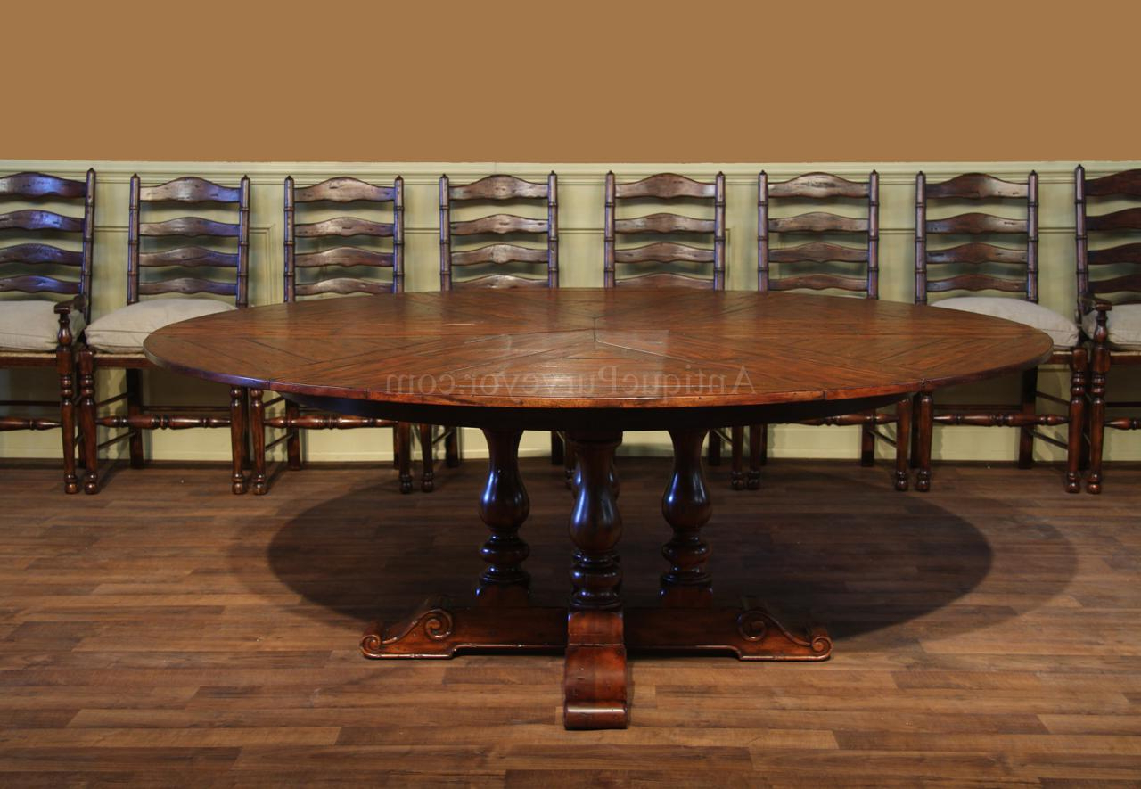 Atcsagacity Throughout Rustic Country 8 Seating Casual Dining Tables (View 10 of 30)