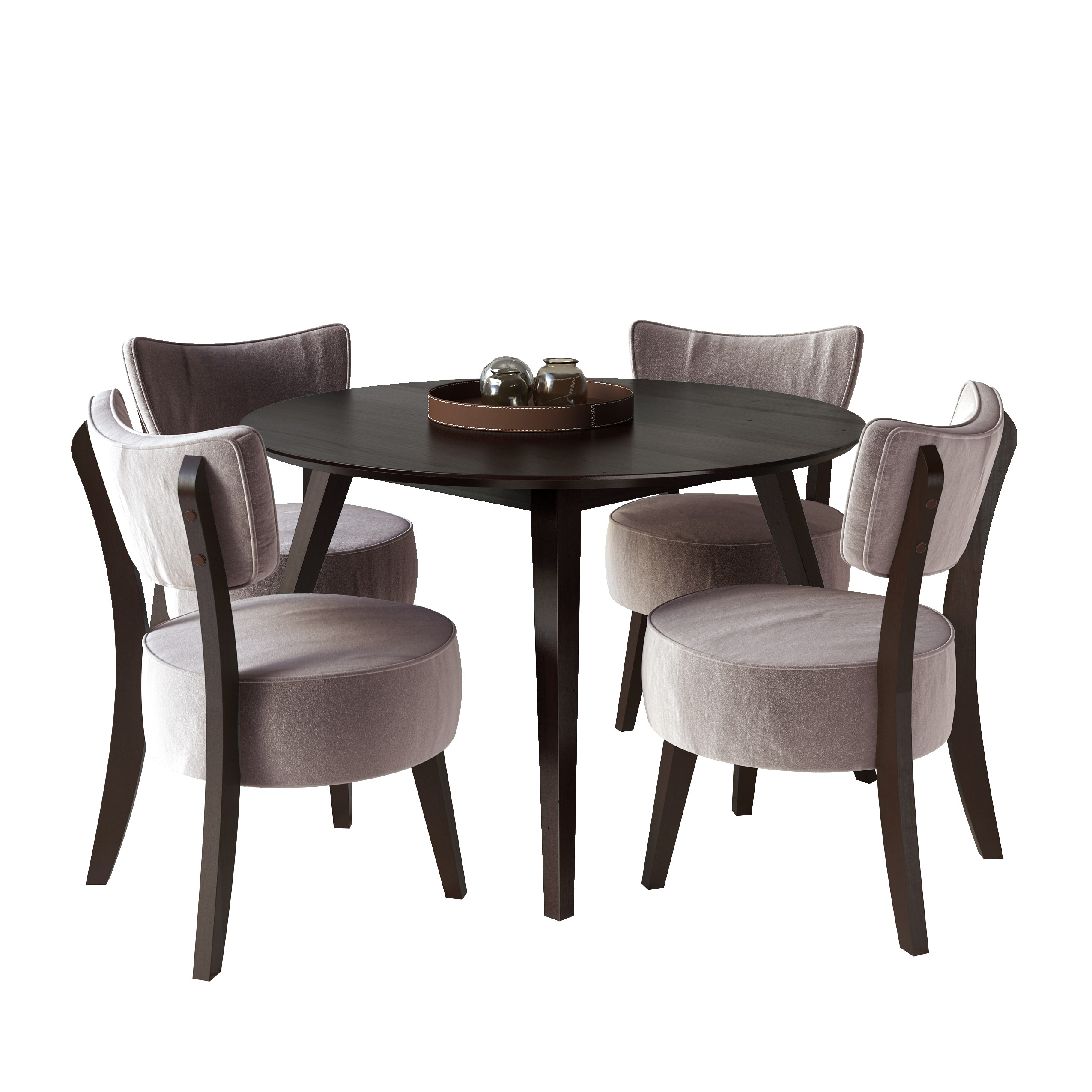 Atwood Transitional Rectangular Dining Tables For Favorite Corliving Atwood 42 In X 42 In Cappuccino Stained Square Dining Table (View 4 of 30)