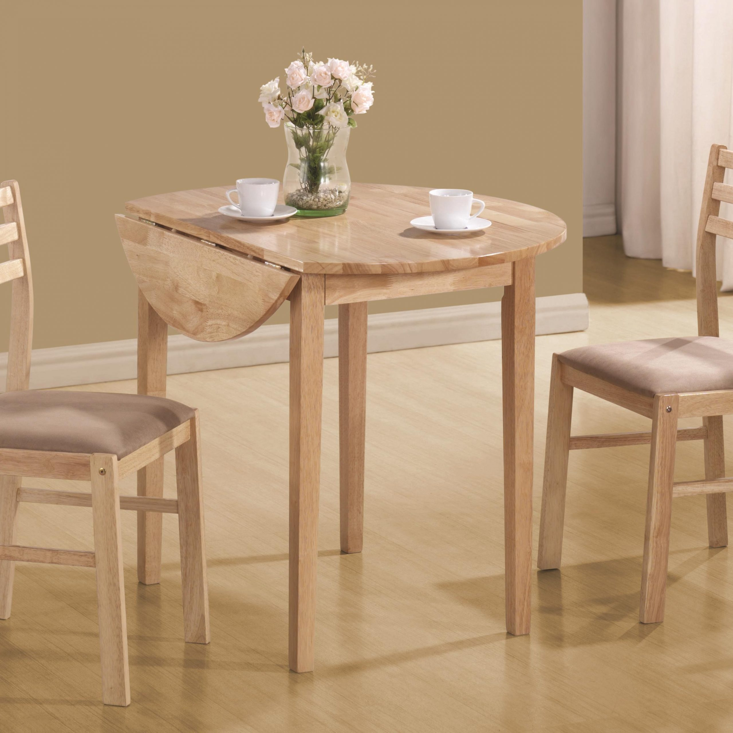 Best And Newest 3 Pieces Dining Tables And Chair Set In Dinettes 3 Piece Table & Chair Set (View 14 of 30)