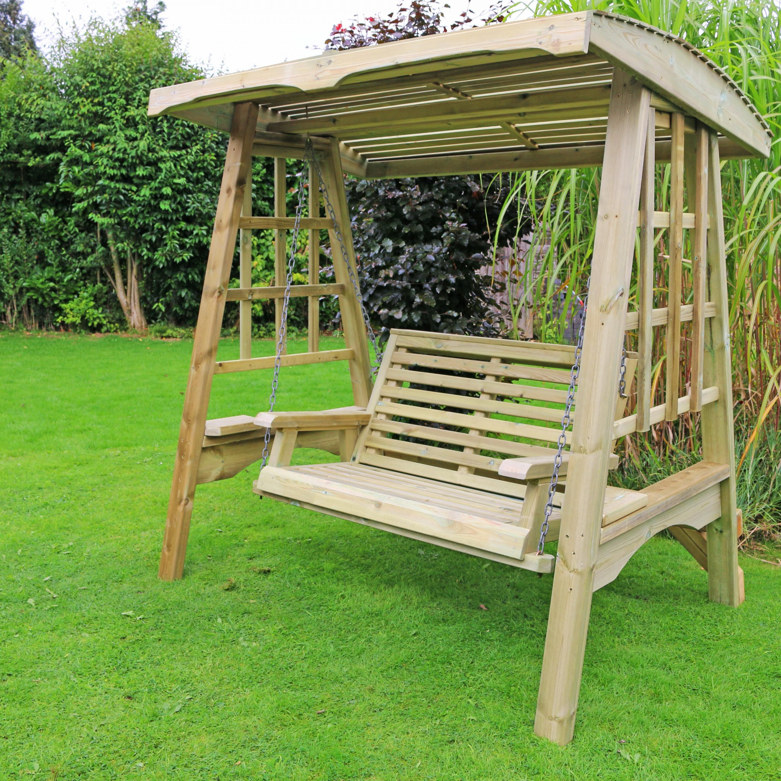 Best And Newest Antoinette Garden Swing Seat – Seats Two (Sw101) (Gallery 19 of 30)