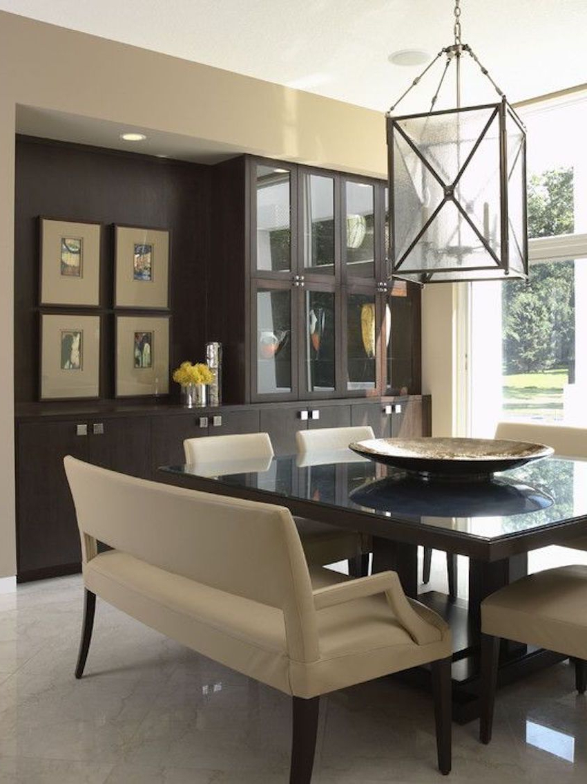 Best And Newest Contemporary 4 Seating Square Dining Tables Within 10 Superb Square Dining Table Ideas For A Contemporary (View 7 of 30)