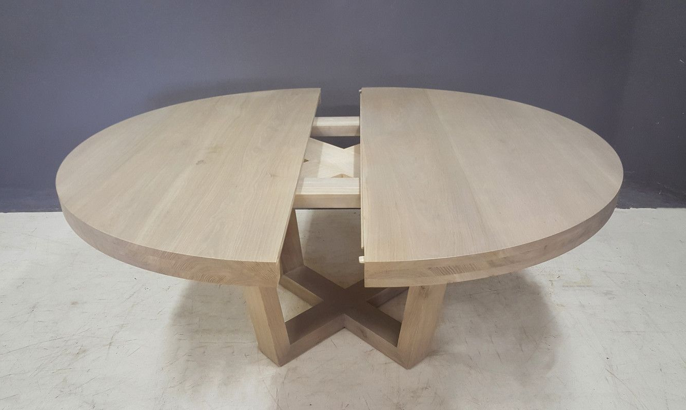 Best And Newest Extendable Aquarius Round Dining Table (View 4 of 30)