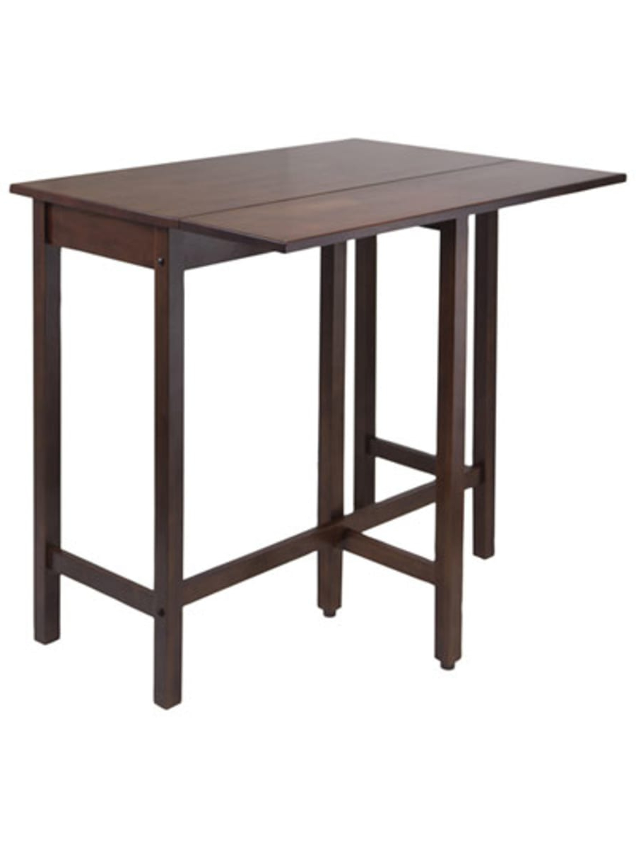 Best And Newest Winsome Lynnwood Transitional Drop Leaf Casual Dining Table Within Transitional Drop Leaf Casual Dining Tables (View 8 of 30)