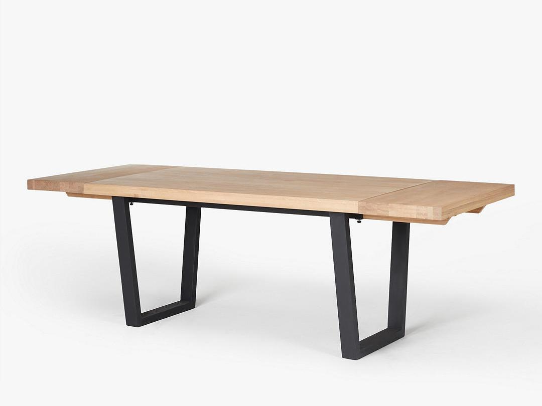 Best Extendable Dining Table: Choose From Glass And Wooden Intended For Favorite Wood Kitchen Dining Tables With Removable Center Leaf (View 18 of 30)