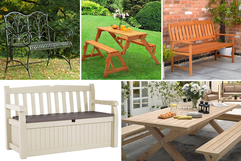Best Garden Bench 2019: From Wooden To Metal Designs, With Regarding 2020 Wood Garden Benches (View 3 of 30)