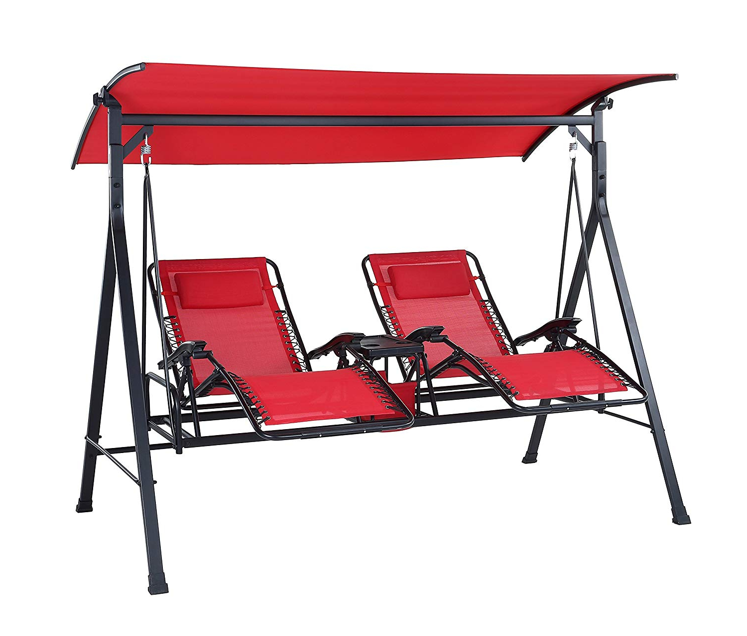 [%best Outdoor Reclining Zero Gravity Swing [2020 Update With Popular 3 Person Red With Brown Powder Coated Frame Steel Outdoor Swings|3 Person Red With Brown Powder Coated Frame Steel Outdoor Swings For Newest Best Outdoor Reclining Zero Gravity Swing [2020 Update|well Known 3 Person Red With Brown Powder Coated Frame Steel Outdoor Swings In Best Outdoor Reclining Zero Gravity Swing [2020 Update|recent Best Outdoor Reclining Zero Gravity Swing [2020 Update In 3 Person Red With Brown Powder Coated Frame Steel Outdoor Swings%] (View 23 of 30)