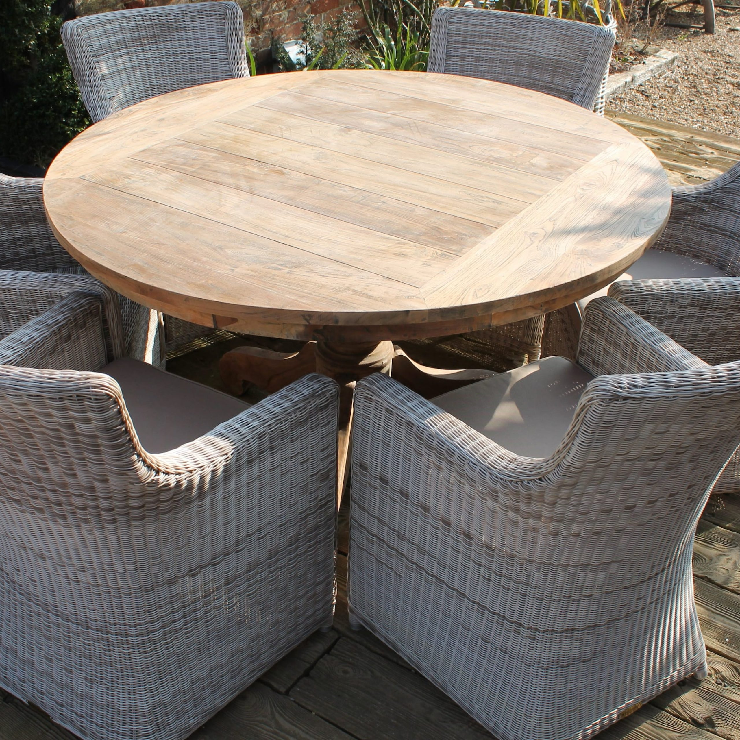 Best Rattan Garden Furniture – And Where To Buy It (View 19 of 30)