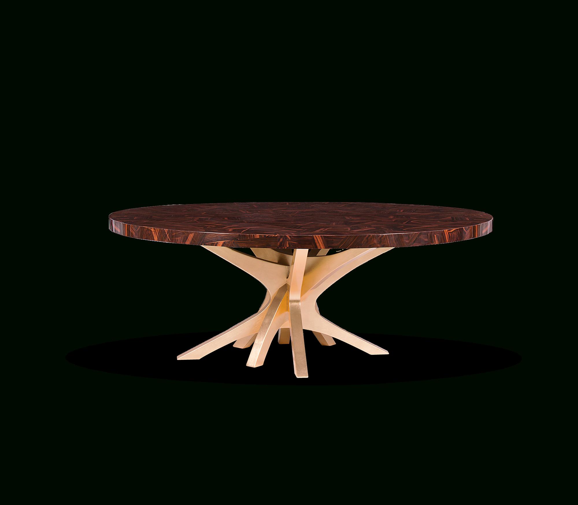 Boca Do Lobo Exclusive Design Regarding Trendy Neo Round Dining Tables (View 8 of 30)