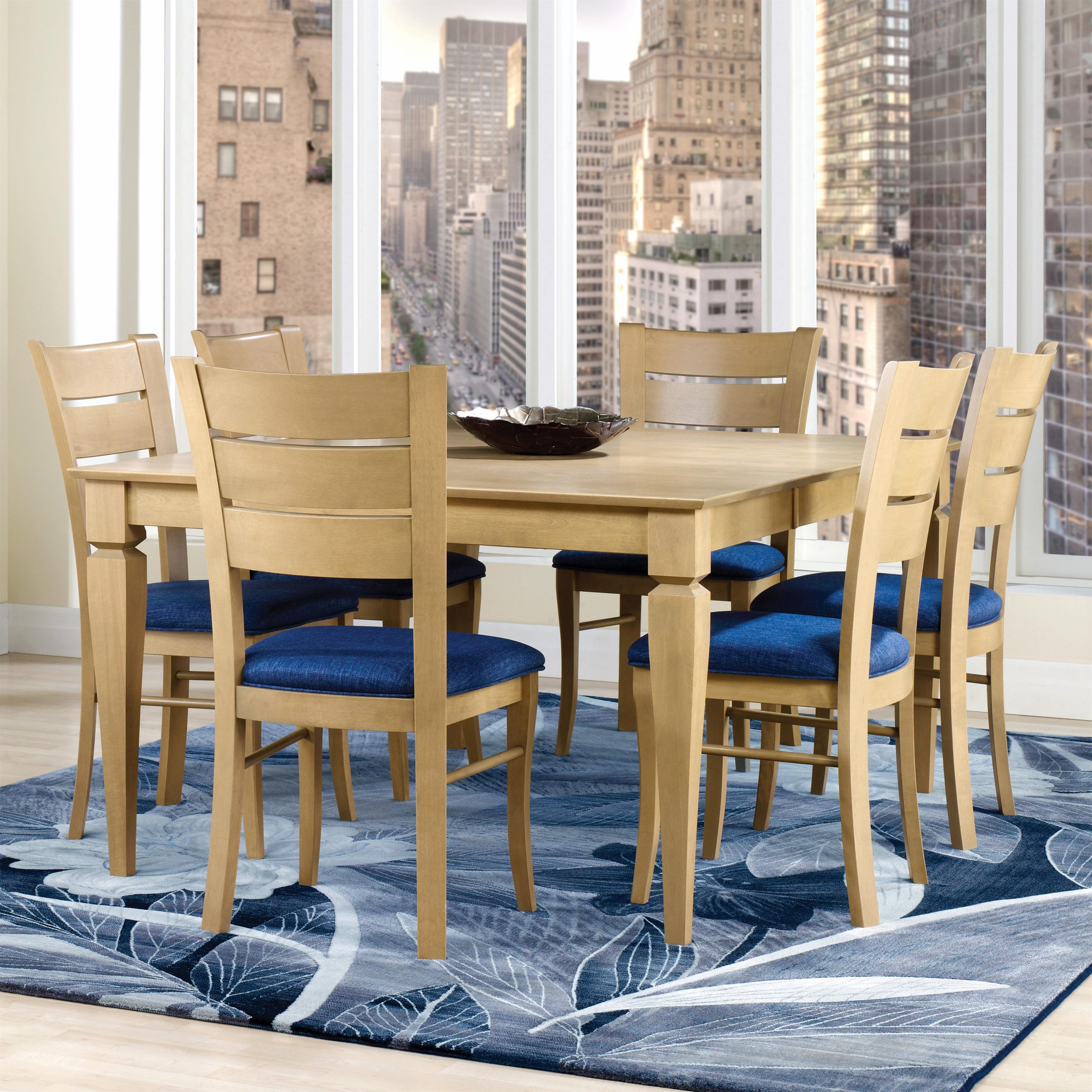 Canadel Custom Dining Customizable Square Table With Leaf For Latest Bistro Transitional 4 Seating Square Dining Tables (Gallery 21 of 30)