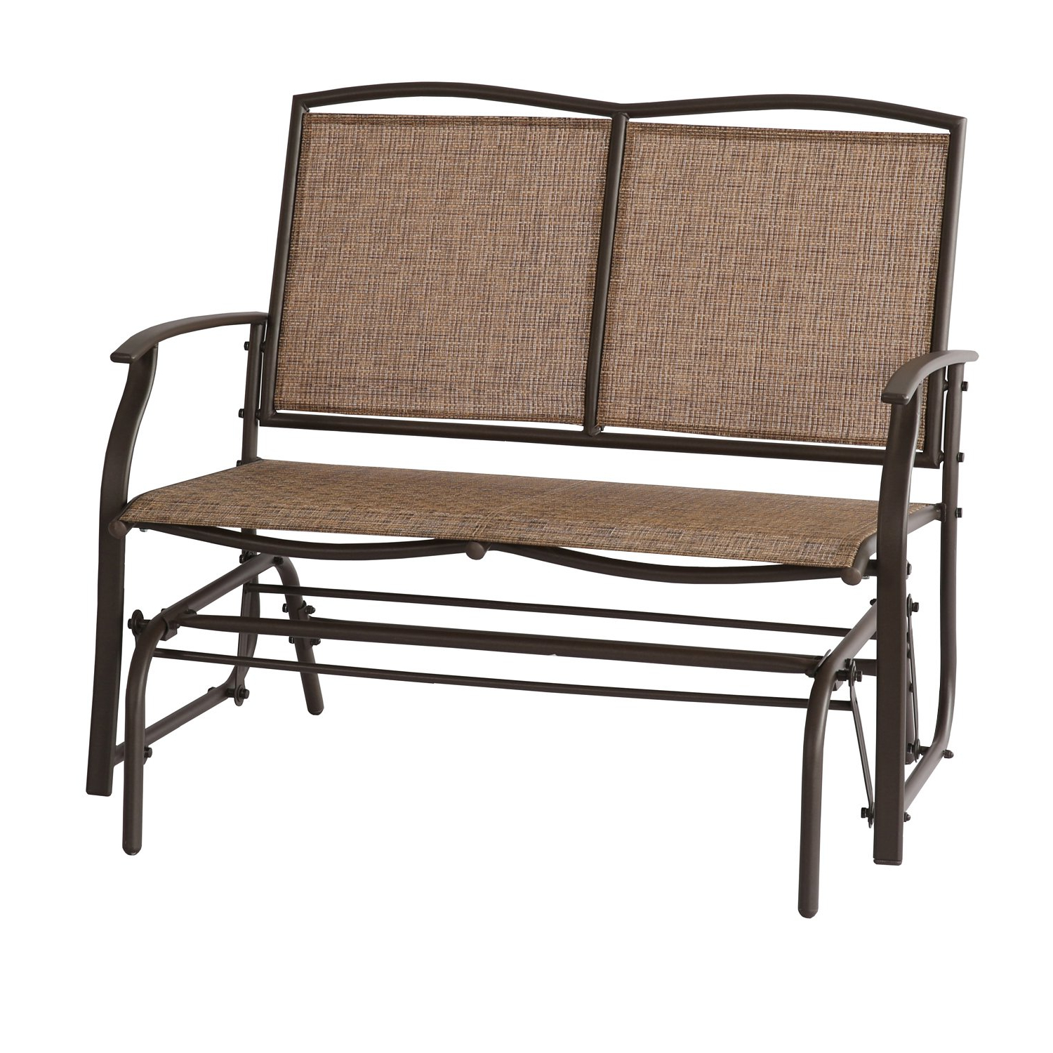 Cheap Patio Furniture Glider Bench, Find Patio Furniture Pertaining To 2019 2 Person Antique Black Iron Outdoor Gliders (View 30 of 30)