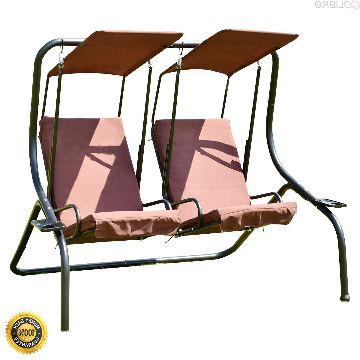 The Best Patio Loveseat Canopy Hammock Porch Swings With Stand