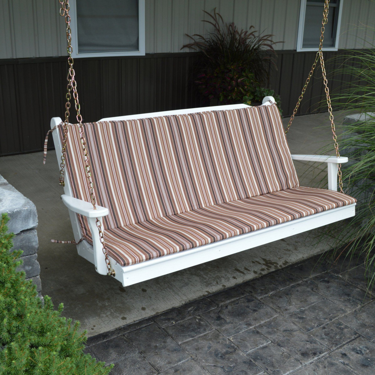 Classic Porch Swings With Fashionable Amish Porch Swings — Procura Home Blog (View 29 of 30)