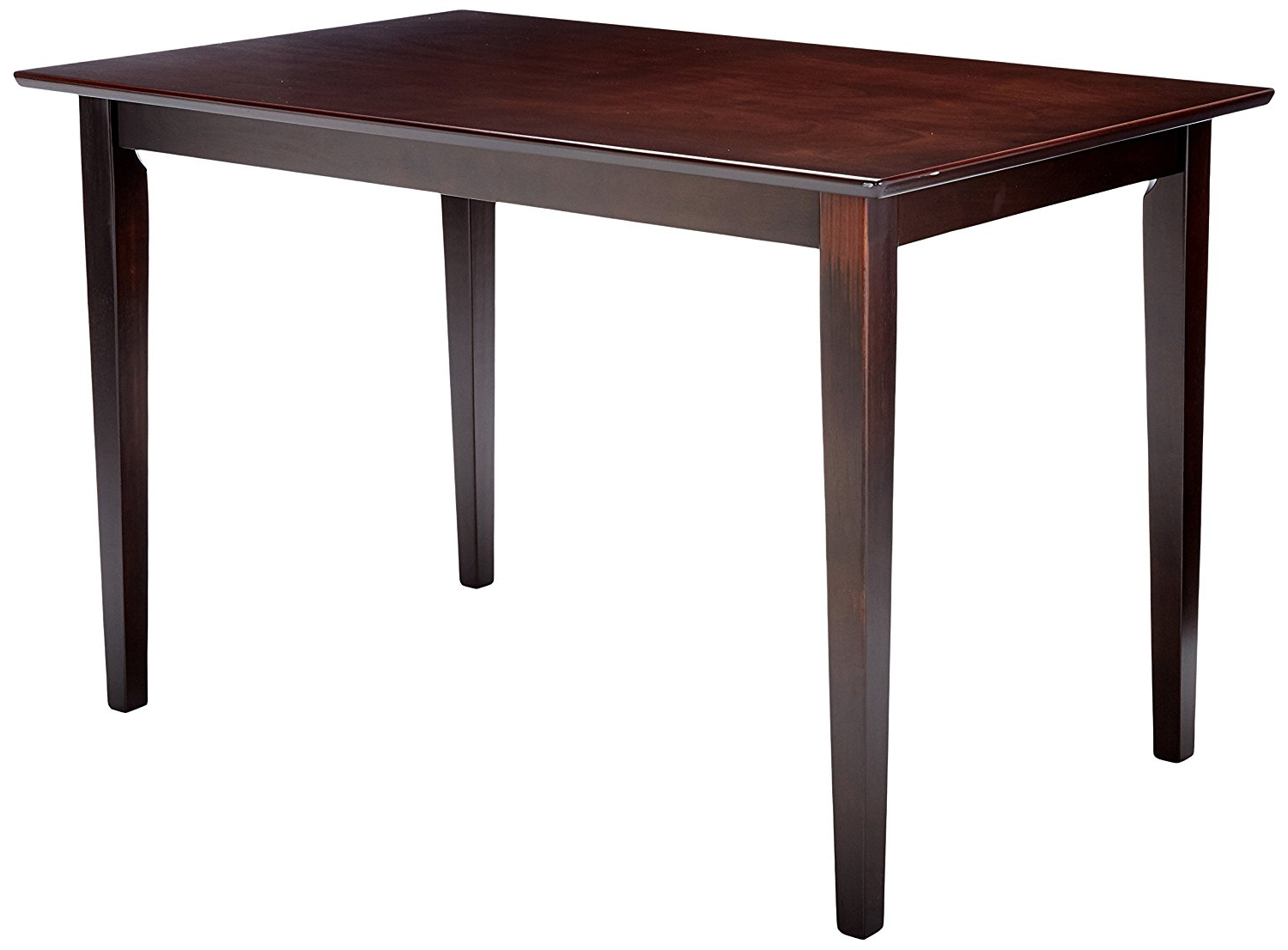 Coaster Contemporary 6 Seating Rectangular Casual Dining Tables Throughout Recent Top 7 Best Coffee And Dining Tables Reviews  (View 13 of 30)