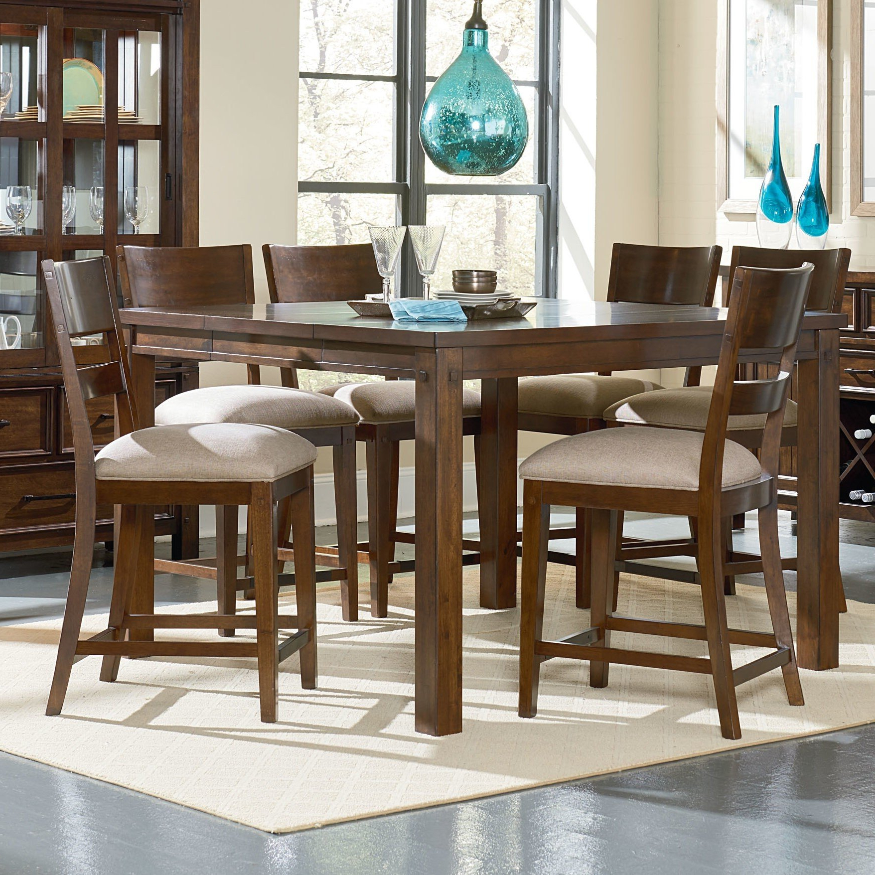 Contemporary 4 Seating Square Dining Tables Inside Preferred 50+ Square Dining Table For 6 You'll Love In 2020 – Visual Hunt (View 10 of 30)