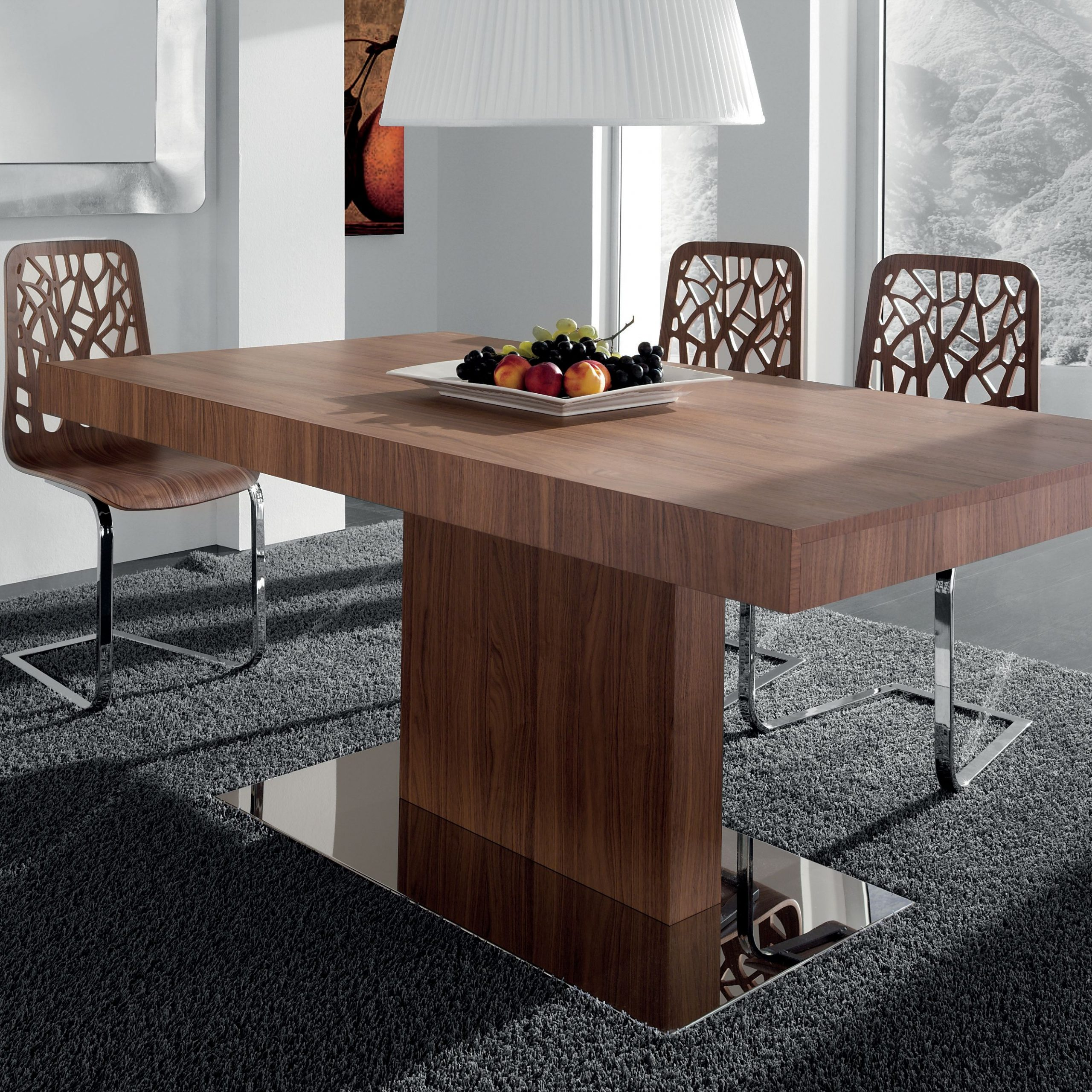 Contemporary Rectangular Dining Tables In Latest Best Modern Dining Table For High Class Furniture Designs (View 27 of 30)