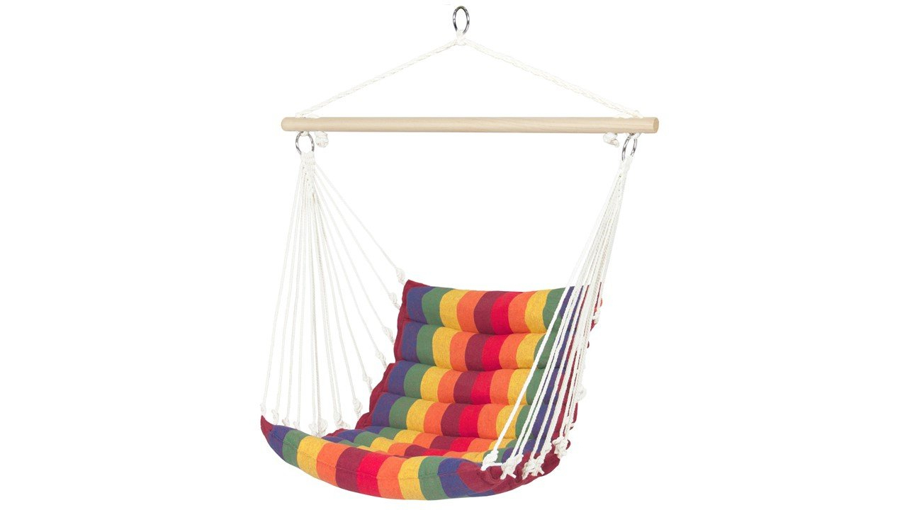 Cotton Porch Swings With Most Current Amazon : Porch Swing Hammock Patio Swings Outdoor Small (Gallery 1 of 30)