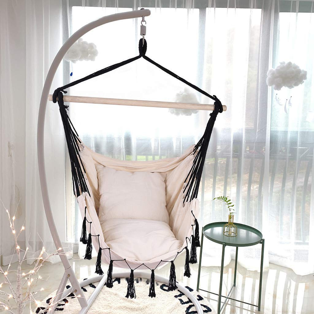 Country Style Hanging Daybed Swings For Most Recently Released Amazon: Fine Hanging Swing Nest, Hammock Daybed Saucer (View 14 of 30)
