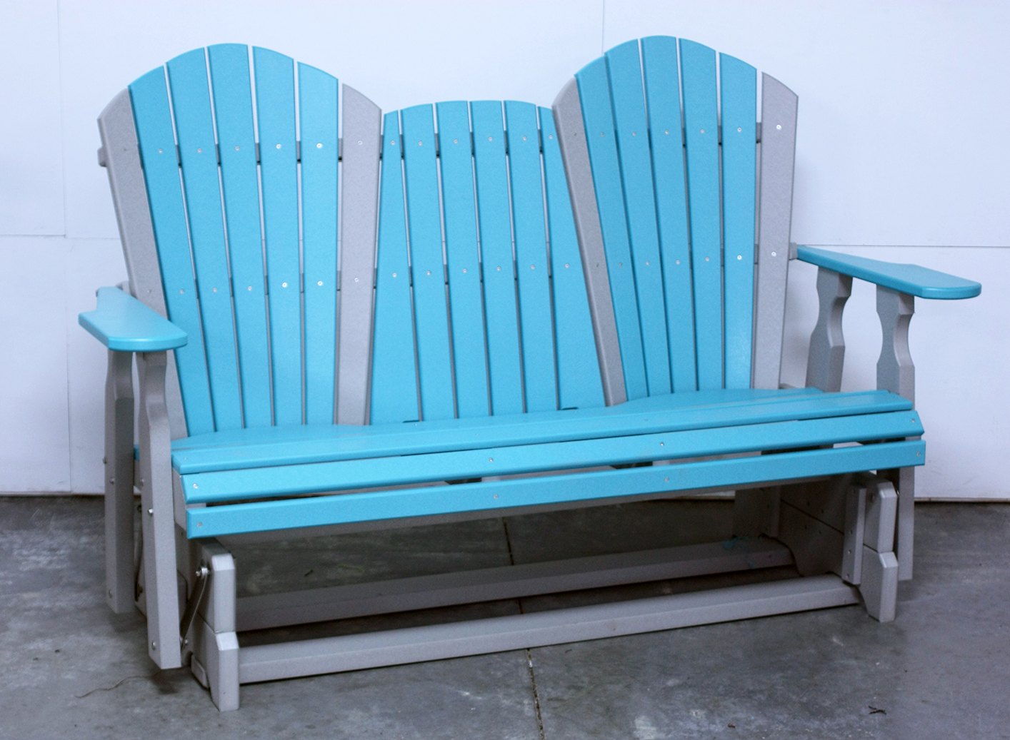 Creekside Glider Bench C125 – Mattress Barn, Llc – Outdoor Throughout Well Known Classic Glider Benches (Gallery 15 of 30)