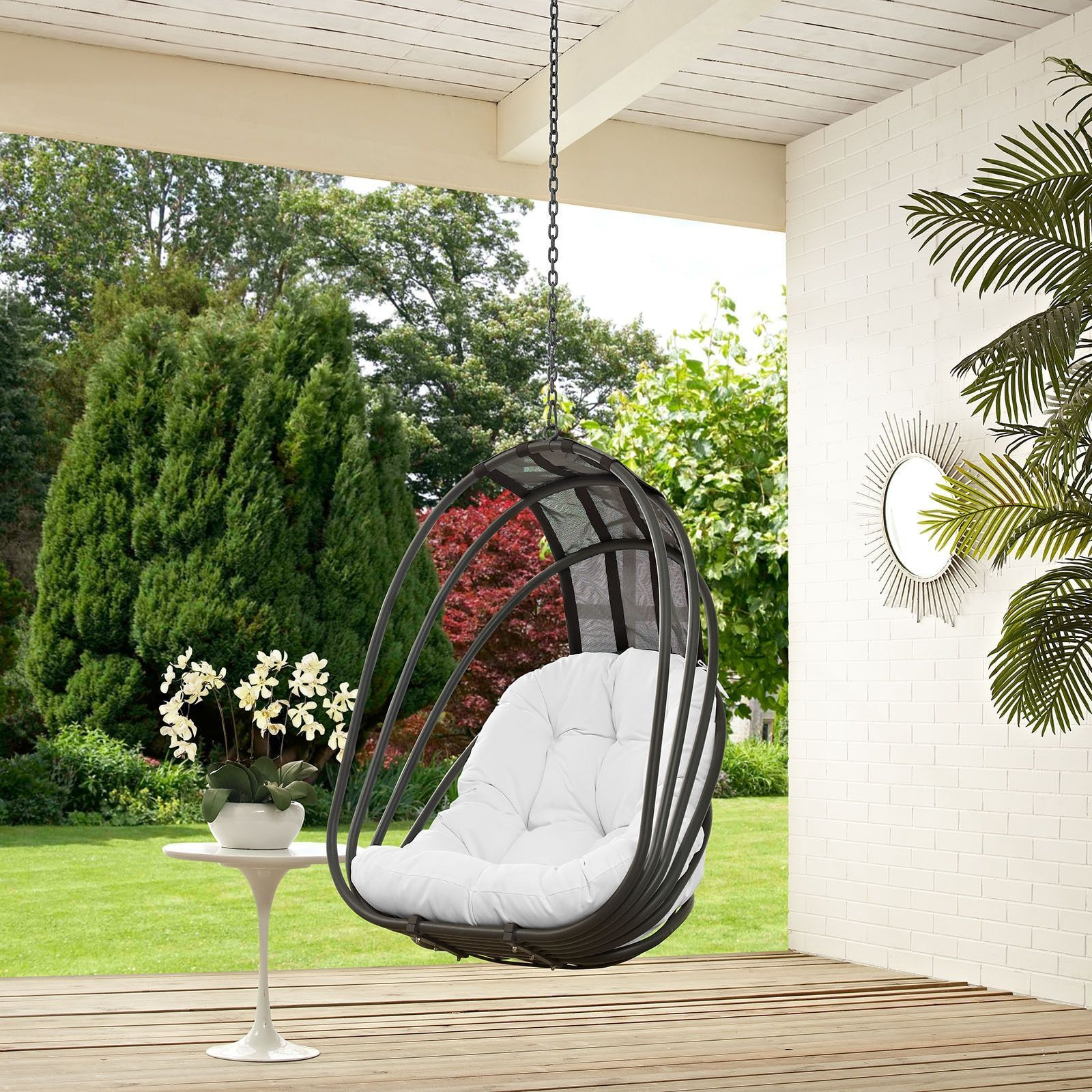 Current Stand Multiple Chair Set Modway Likable Rattan Glider Within Wicker Glider Outdoor Porch Swings With Stand (View 6 of 30)