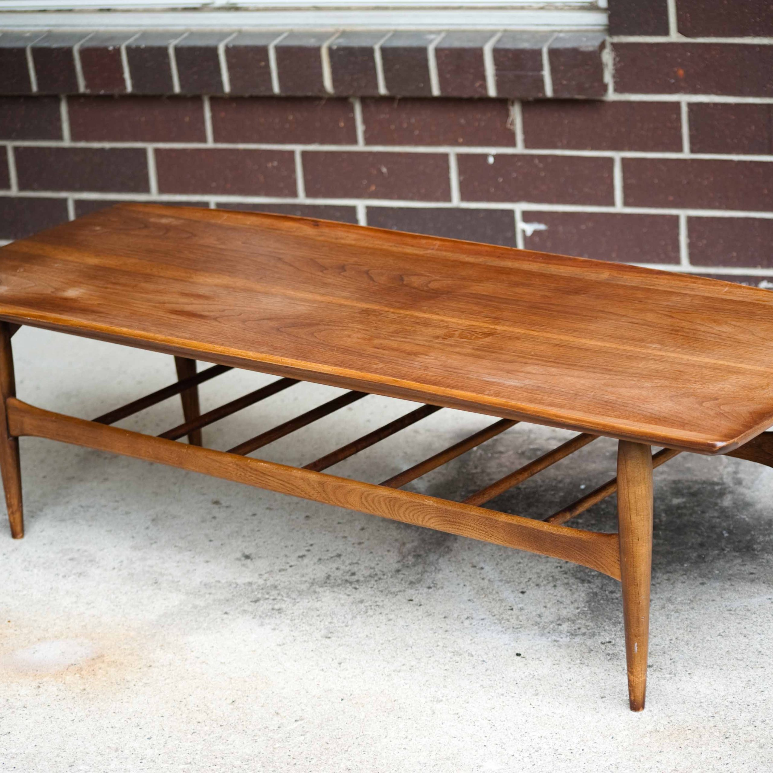 Danish Modern Coffee Table Shapes (View 8 of 30)