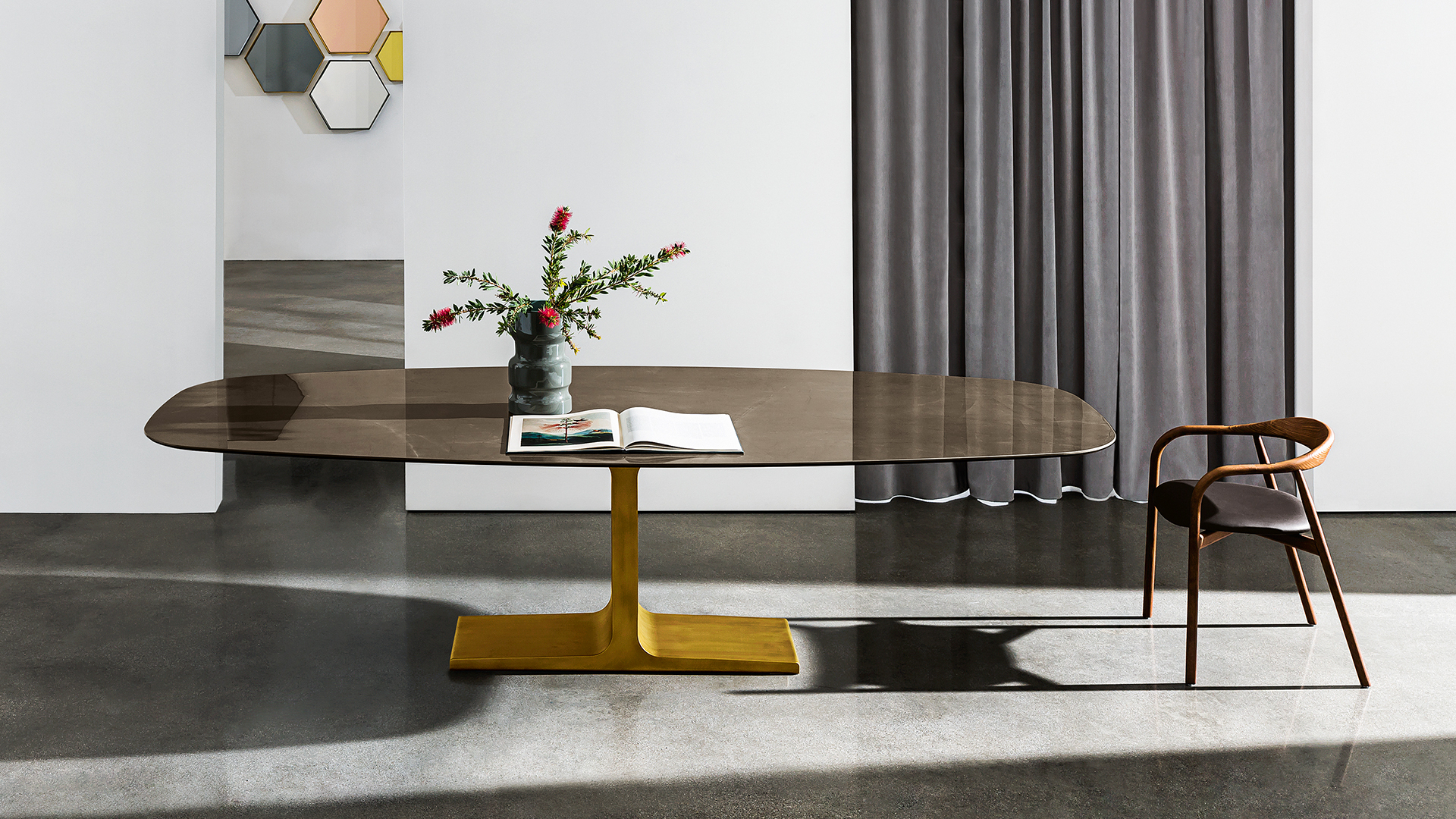 Design Dining Table – Sovet (View 24 of 30)