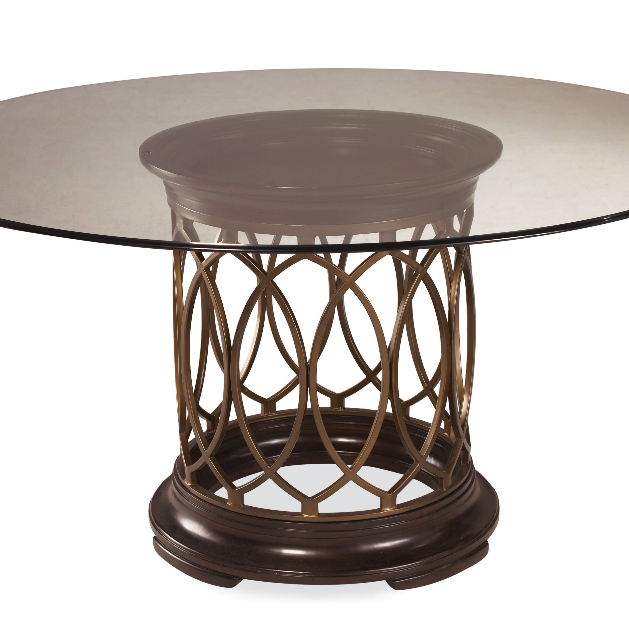 Dining Table Bases For Glass Tops (View 9 of 30)