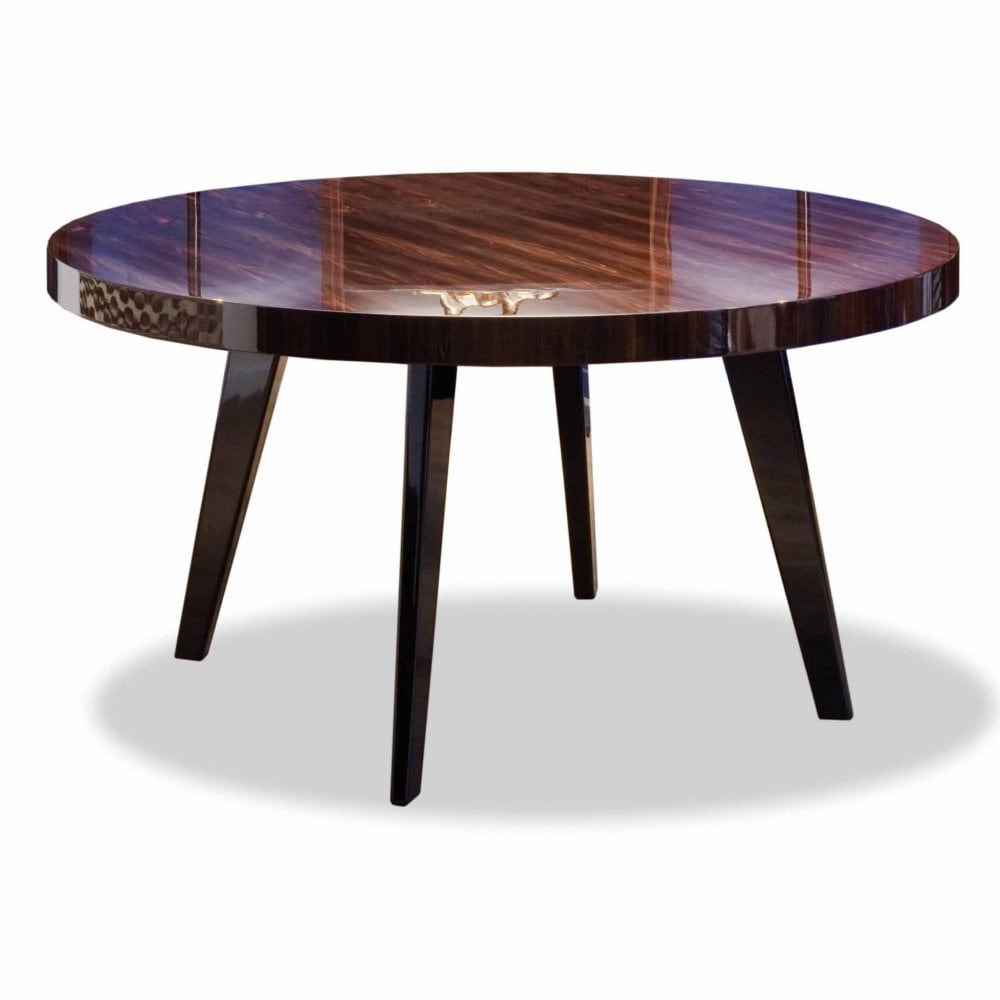 Dom Edizioni Harry Round Dining Table Pertaining To Most Recent Dom Round Dining Tables (View 7 of 30)
