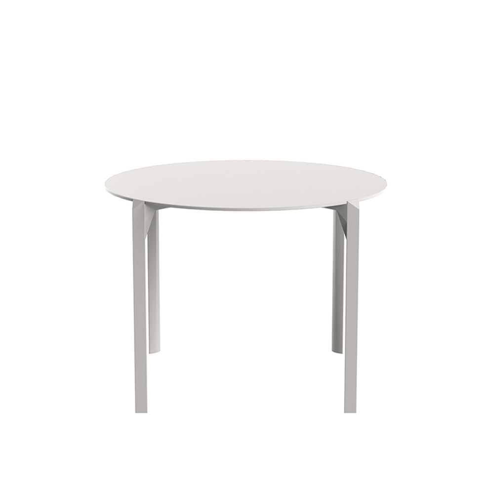 Dom Round Dining Tables For Trendy Quartz Small Round Dining Table (View 24 of 30)