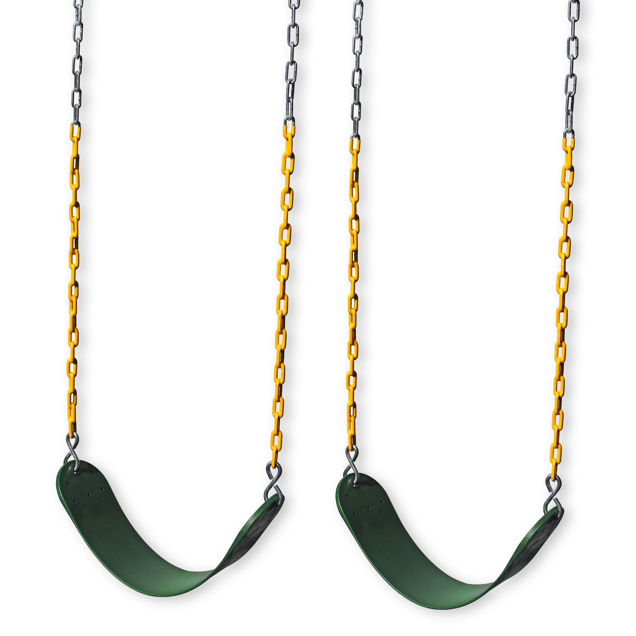 Eastern Jungle Gym Plastic Belt Swing With Chains And Hooks Pertaining To Favorite Swing Seats With Chains (View 6 of 30)